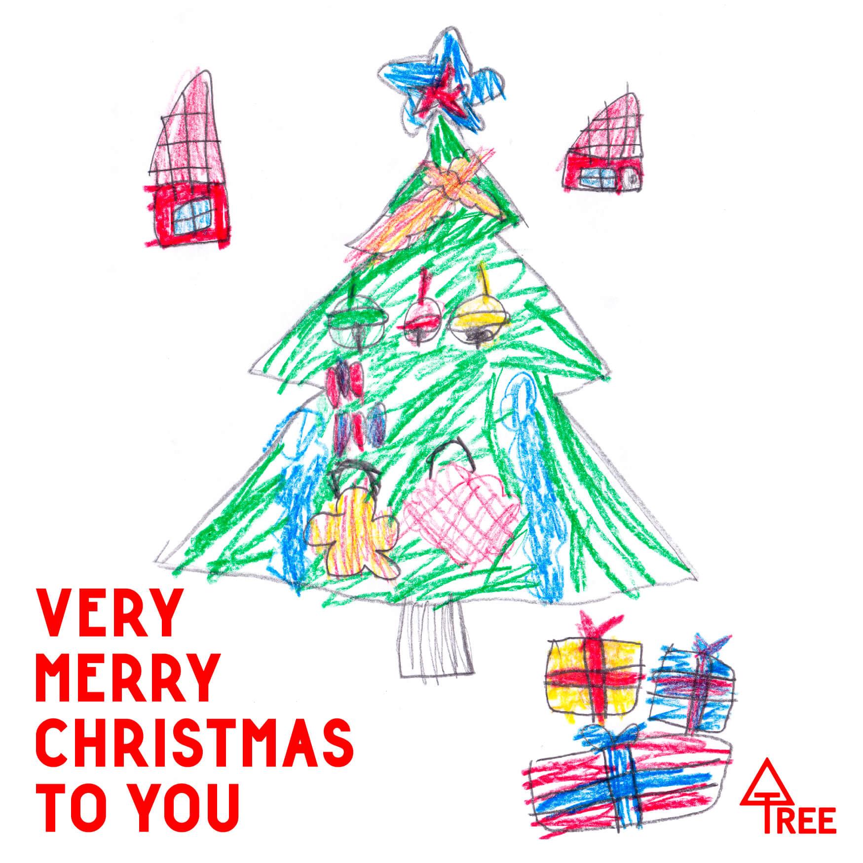 TREE Christmas 2020